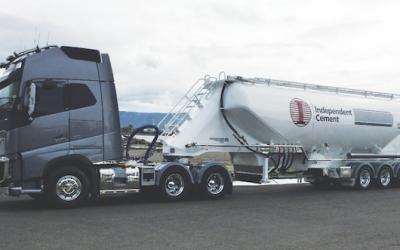 A New Focus for Tieman's O.ME.P.S Aluminium Dry Bulk Tankers