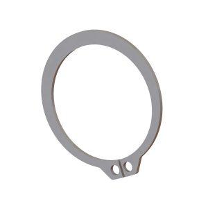 Pivotal Edge Hinge Pin Retaining Ring