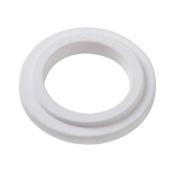 Solimar Manifold Gasket - White