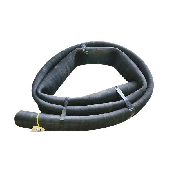 102mm Dry Bulk Industrial Hose - 4.6m