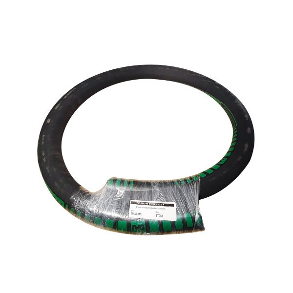 """Wire Reinforced Rubber Hose - 2"""""""